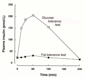 Glucose Tolerance Test: Healthy Person